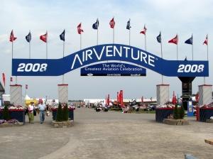 Airventure 2008 at Oshkosh!