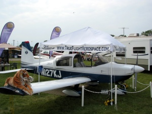 True Flight Aerospace at Airventure 2008
