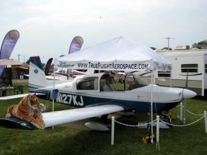 True Flight Aerospace at Airventure 2008