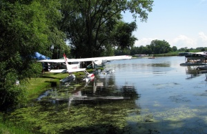 Seaplane Base at Oshkosh